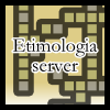 Etimologia server